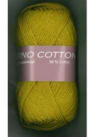 salg af Merino Cotton Okker gul