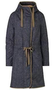 salg af Noa Noa jakke med print til overgangen.