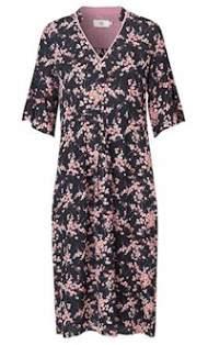 salg af Noa Noa kjole i blomster print