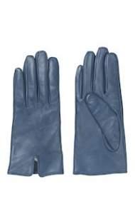 salg af Noa Noa Skind handske i marine blå