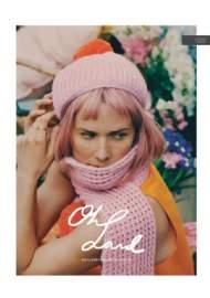 """salg af Oh LAND opskrift """"Glasur Hat/ Glasur Halsterklæde"""