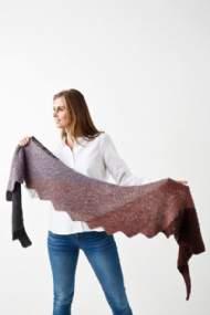 salg af Opskrift på lækkert sjal i Vilma