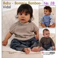 salg af Babybluse i bomuld eller uld med kort ærme