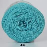 salg af Organic 350 - wool Cotton 4038 fra hjertegarn