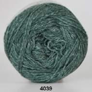 salg af Organic 350 - wool Cotton 4039 fra hjertegarn
