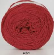 salg af Organic wool Cotton 4091 Fra hjertegarn