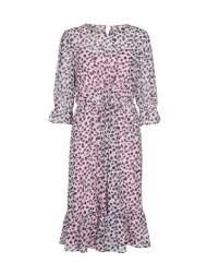 salg af PEP kjole i Leo print i rosa