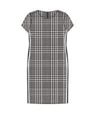 salg af PEP kjole i tern med bånd i siden