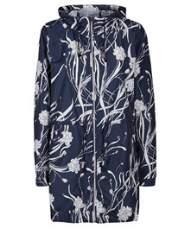 salg af Pep regn jakke i marineblå