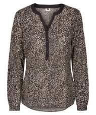 """salg af Pep Skjorte i """"dyre print"""" viskose"""