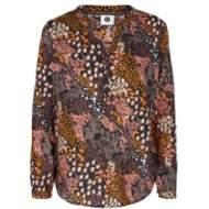 salg af Peppercorn Skjorte Bluse i lækkert print
