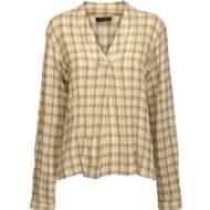 salg af Peppercorn Skjorte bluse i tern