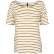 salg af Peppercorn stribet T-shirt med korte ærmer