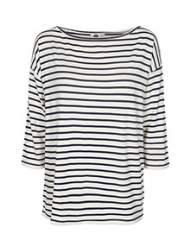 salg af Peppercorn T-Shirt i blå/Hvid