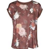 salg af Peppercorn T-Shirt i brune farver med blomster