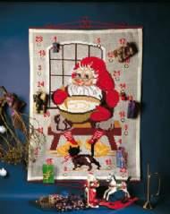 """salg af Permin """"Kæmpe"""" jule kalender"""
