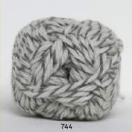 salg af Ragg - råhvid/grå meleret