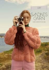 salg af Sandnes Garn hæfte nr. 1812