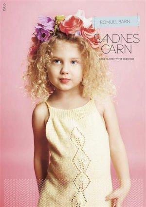 salg af Sandnes garn hæfte nr 1506 til Børn