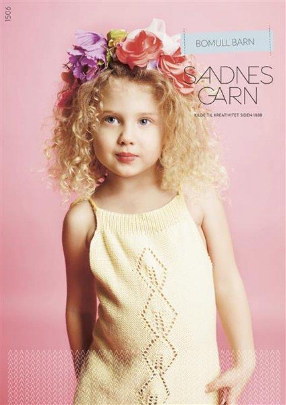 ee4682e0 Sandnes garn hæfte nr 1506 til Børn - Online salg af Sandnes Garn
