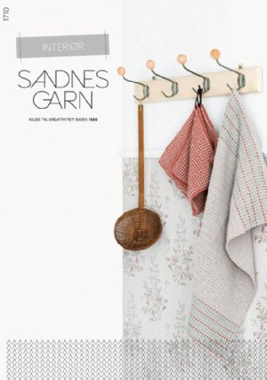 """salg af Sandnes Garn """"Interiør"""" 1710"""