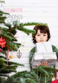 salg af Sandnes garn Tema 49 Jul hæfte