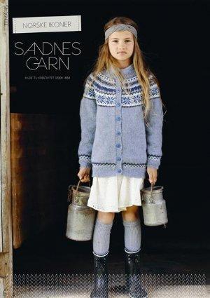 salg af Sandnes hæfte Norske ikoner tema 45