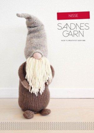 salg af Sandnes stor filte nisse
