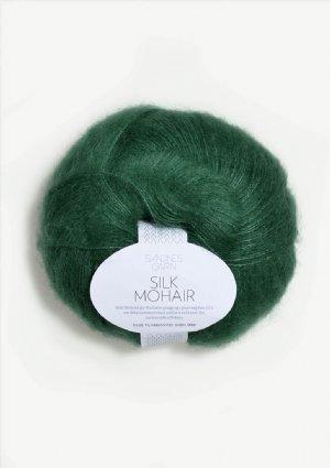salg af Silk Mohair grøn