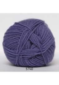 salg af Sock 4 strømpegarn lys lilla