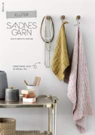 salg af Tema 44 Klude fra Sandnes garn
