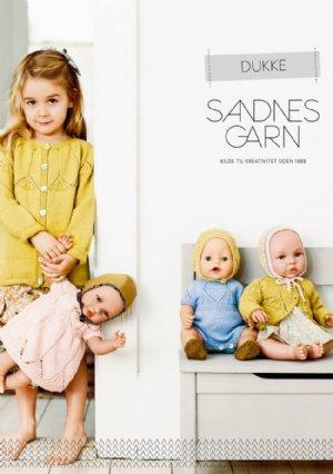 salg af Tema 54 Dukke fra Sandnes garn