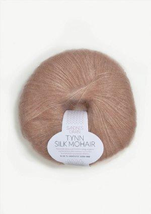 salg af Tynd Silk Mohair Pudder