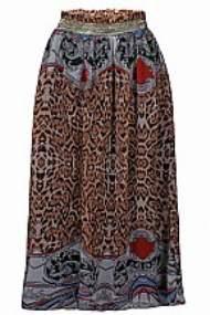 salg af Ze-Ze Nederdel i print
