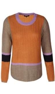 salg af Ze Ze Strik bluse i Multi colour