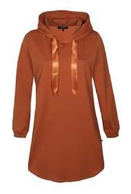 salg af Ze Ze Sweatshirt i Brændt orange