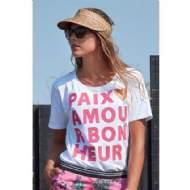 salg af Ze-Ze T-Shirt med palietter