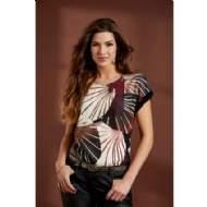 salg af Ze Ze T-Shirt top med møns.