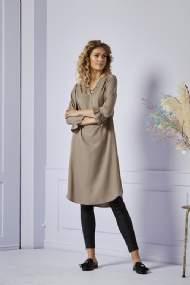 salg af Ze Ze Tunika kjole i Latte farvet