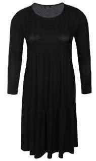 salg af ZEZE kjole sort